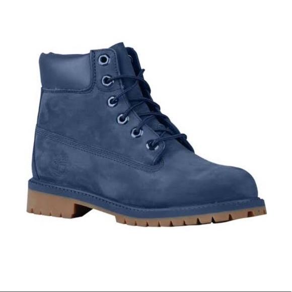 przybywa Najlepsze miejsce zamówienie online NAVY BLUE TIMBERLAND BOOTS *** SET PRICE***
